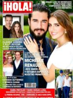 Hola! Magazine [Mexico] (27 August 2016)