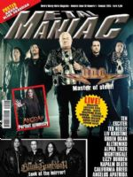 Metal Maniac Magazine [Italy] (January 2015)