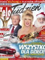 Tele Tydzień Magazine [Poland] (2 December 2011)