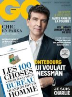 GQ Magazine [France] (February 2015)