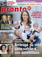 Pronto Magazine [Spain] (21 May 2016)