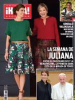Hola! Magazine [Argentina] (18 October 2016)