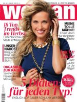 Woman Magazine [Austria] (1 August 2014)