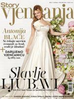 Story Vjenčanja Magazine [Croatia] (April 2015)
