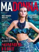 Madonna Magazine [Austria] (22 July 2017)