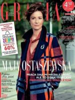 Grazia Magazine [Poland] (October 2015)