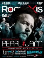 Rockaxis Magazine [Chile] (October 2015)