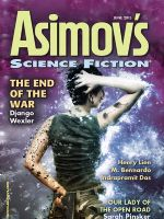 Asimov's Science Fiction Magazine [United States] (June 2015)
