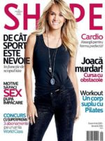Shape Magazine [Romania] (January 2016)