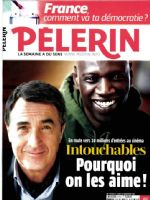 Pèlerin Magazine [France] (24 November 2011)