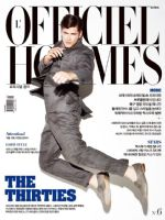 L'Officiel Hommes Magazine [Korea, North] (January 2012)