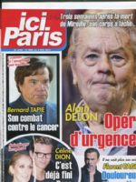 Ici Paris Magazine [France] (27 September 2017)