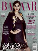 Harper's Bazaar Magazine [India] (September 2013)