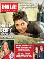 Hola! Magazine [Argentina] (16 April 2013)