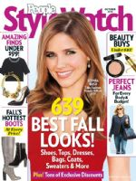 People Style Watch Magazine [United States] (October 2014)