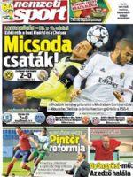 Nemzeti Sport Magazine [Hungary] (9 April 2014)