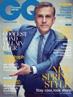 GQ Magazine [United Kingdom] (May 2015)