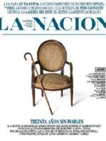La Nacion Revista Magazine [Argentina] (12 June 2016)