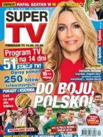 Super TV Magazine [Poland] (15 June 2018)