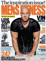 Men's Fitness Magazine [Australia] (March 2017)