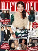 Haftasonu Magazine [Turkey] (23 November 2016)