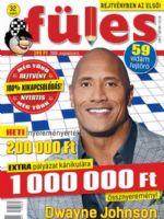 Fules Magazine [Hungary] (6 August 2019)