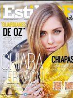 Estilo Df Magazine [Mexico] (10 April 2015)