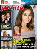 Pronto Magazine [Spain] (20 June 2015)