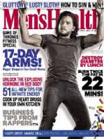 Men's Health Magazine [United Kingdom] (April 2014)