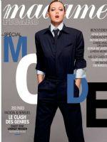 Madame Figaro Magazine [France] (28 August 2015)