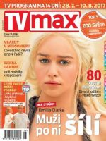 TV Max Magazine [Czech Republic] (28 July 2017)