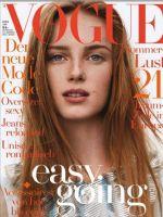 Vogue Magazine [Germany] (June 2016)