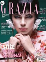 Grazia Magazine [Croatia] (March 2016)