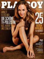 Playboy Magazine [Germany] (July 2016)