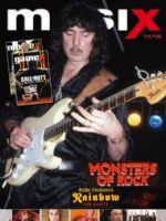 Musix Magazine [Germany] (November 2015)