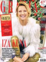 Grazia Magazine [Poland] (December 2015)