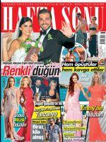 Haftasonu Magazine [Turkey] (3 September 2014)