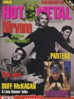 Hot Metal Magazine [Australia] (October 1993)