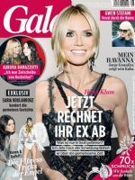 Gala Magazine [Germany] (19 November 2015)