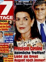 7 Tage Magazine [Germany] (5 March 2016)