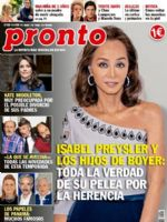 Pronto Magazine [Spain] (16 April 2016)