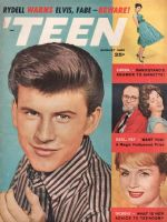 Teen Magazine [United States] (August 1960)