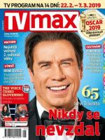 TV Max Magazine [Czech Republic] (22 February 2019)