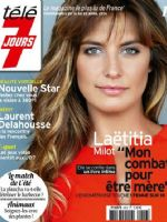 Télé 7 Jours Magazine [France] (16 April 2016)