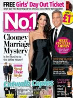 No.1 Magazine [United Kingdom] (3 October 2014)