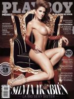 Playboy Magazine [Mexico] (April 2012)