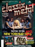 Classix Metal Magazine [Italy] (October 2012)