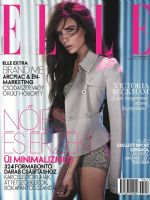 Elle Magazine [Hungary] (April 2013)