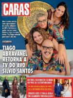 Caras Magazine [Brazil] (11 October 2019)