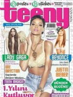 Teeny Magazine [Turkey] (November 2013)